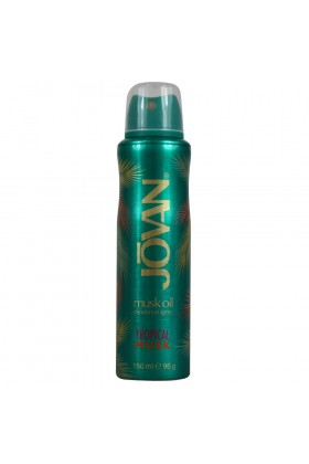 Jovan - Jovan Tropical Musk Woman Deospray 150 ml