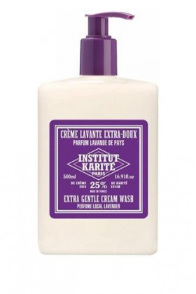 Institut Karite - IKP Shea Washing Cream Lavender 500 ml