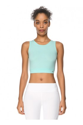 Jerf - Jerf Utiva Crop Top Mint