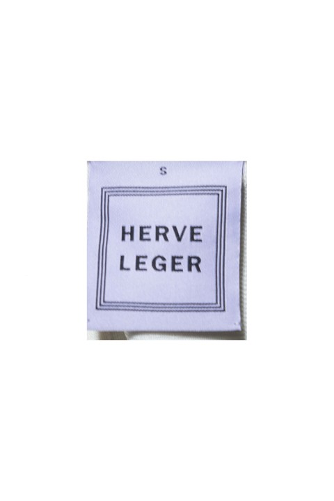 Original Seconds Herve Leger Krem Etek
