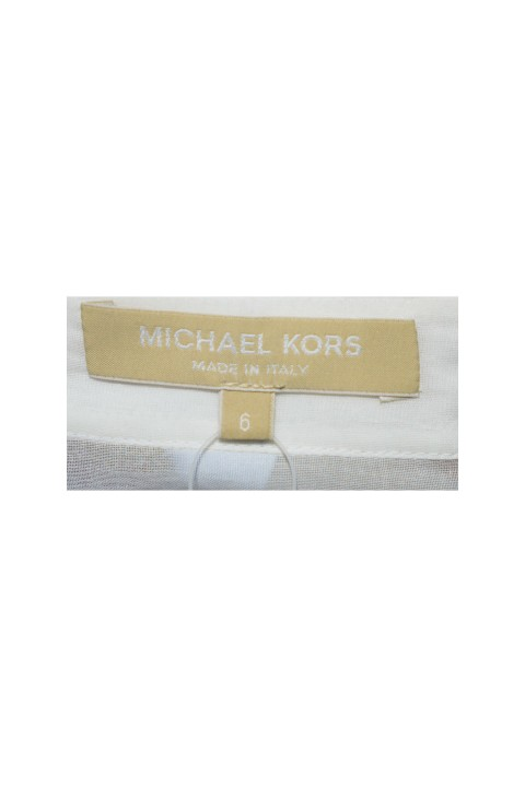 Original Seconds Michael Kors Collection Beyaz Gömlek