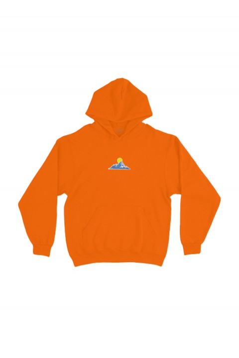 Valuebyvalue Sunset Patched Hoodie