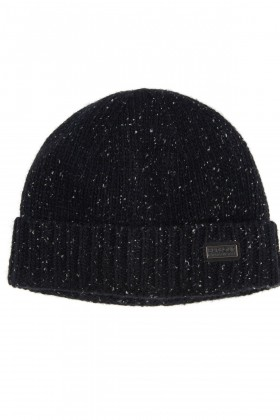 Barbour - B.Intl Spoiler Knit Beanie BK11 Black