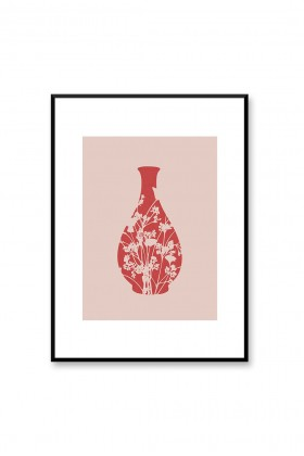 Normmade - Normmade Red Bells 1 Tablo 21x30