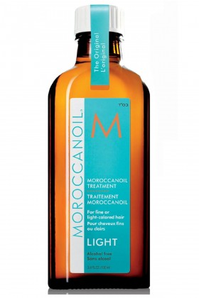 Moroccanoil - Moroccanoil Treatment Light Hafif Argan Bakım Yağı 100ml