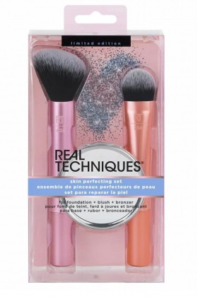 Real Techniques - Real Techniques Limited Edition Skin Perfecting Fırça Seti