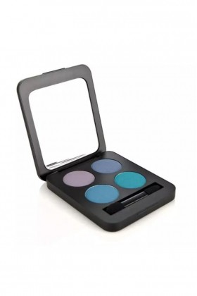 YoungBlood - YOUNGBLOOD Pressed Mineral Eyeshadow - Quad Mermaid