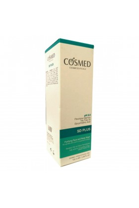Cosmed - COSMED SD PLUS Purifying Face and Body Wash 100 ml