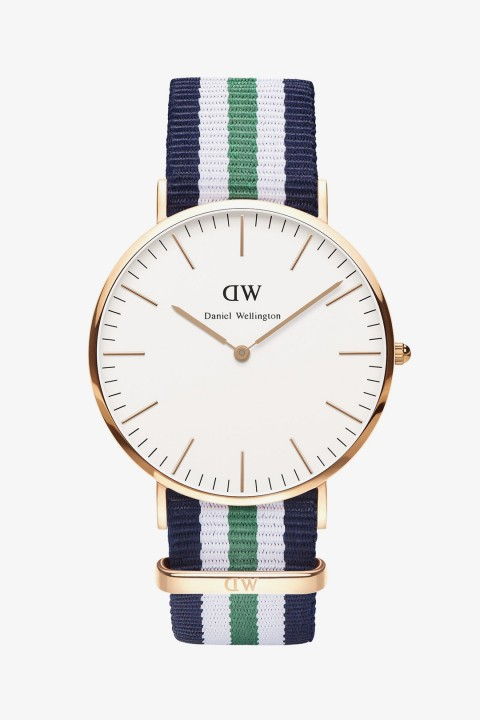 Daniel Wellington Sheffield 40mm Kol Saati