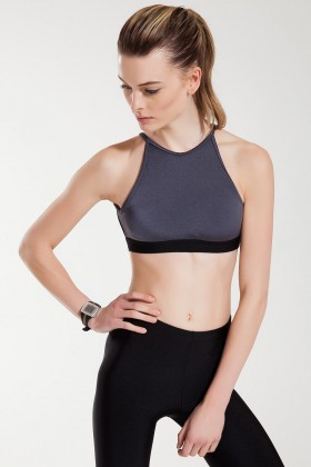 Anais Margaux Paris - Alize Gri Sports Bra